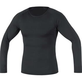 GORE WEAR Base Layer Thermo Longsleeve Shirt Herr black